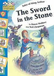 The Sword In The Stone By Karen Wallace Neil Chapman