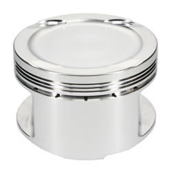 Piston Set 2618 Dome 3.957 Bore 1.535 Cd 1.024 Pin Dia Set Of 6. 321324