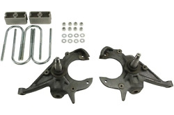 Front And Rear Complete Kit W/o Shocks 612