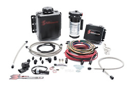 Snow Performance Stg 4 Boost Cooler Platinum Water Injection Kit W/ss Braid Lin
