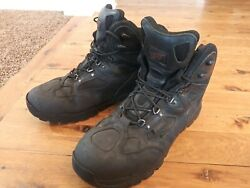 Black Red Wing 8690 Truhiker 6-inch Hiker Boot Size 13 Oil And Slip Resistant Sole