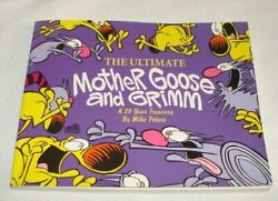 The Ultimate Mother Goose And Grimm A 20-year Treasury By Mike Peters -pb-