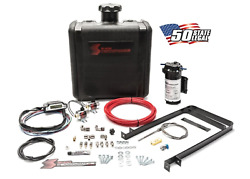 Snow Performance Stg 3 Boost Cooler Water Injection Kit Td Red Hi-temp Tubing A