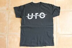 Ufo T-shirt Owned And Worn By Slash Of Guns Nand039 Roses And Velvet Revolver Guitar