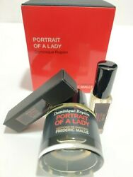 Frederic Malle - Portrait Of A Lady Edp 9ml - 0.3oz. Travel Size 100 Authentic
