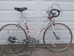 Vintage Raleigh Gran Sport 80s Road/touring-very G Condition- All Original Parts