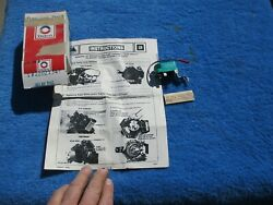 1980 1985 Chevy Pontiac Olds Buick Windshield Washer Relay Pulse Wiper Nos Gm