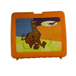 Scooby Doo Plastic Lunchbox By Thermos Made In Usa