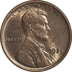 1921-p Lincoln Cent Great Deals From The Executive Coin Company