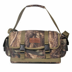 Military Hunting Camo Tote Bag Water Resistant Duffle Shoulder Case Brand New