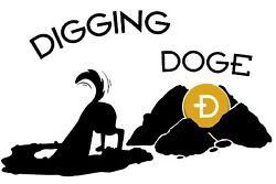Crypto Dogecoin Sticker Doge Coin Decal For Car Laptop Wall. Mail W/tracking