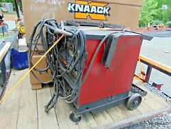 Lincoln Electric Welder Ideal-arc Tig 250/250