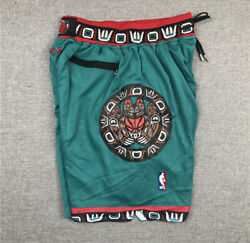 Grizzly Retro Green Ball Shorts Pocket Edition S-xxl