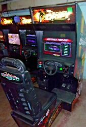 Fast And Furious Drift Driving Arcade Game V308