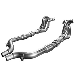 Kooks 15+ Mustang 5.0l 4v 1 7/8in X 3in Ss Headers W/ Green Catted Oem Connectio