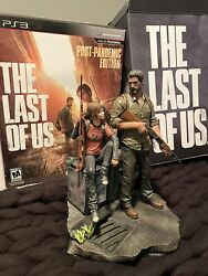 The Last Of Us Post Pandemic Edition Playstation 3,ps3 2013 Statue Only