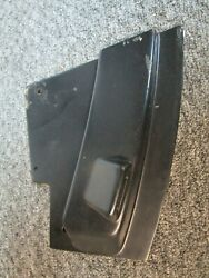 64/66 Corvette Press Molded Fiberglass Radio Access Panel Drivers Side Nice 65