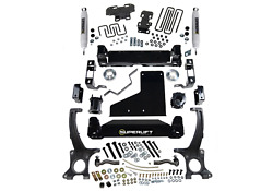 Superlift 07-18 For Toyota For Tundra 4wd 6in Lift Kit Excl Trd Pro/rock Warrio