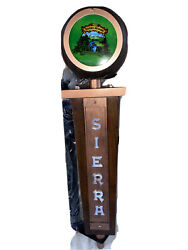 """Large Sierra Nevada Light Up Tap Handle Bar Sign Appx 22"""" Tall"""