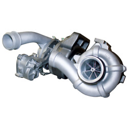 Bd Diesel Twin Turbo System - For Ford 6.4l 2008-2010 W/o Air Intake Kit 104708