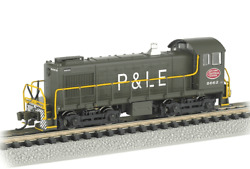 Bachmann 63153 N Scale S4 Diesel Locomotive Dcc Nyc System Pandle 8662 New