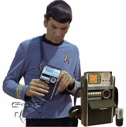 Diamond Select Star Trek Tos Science Tricorder Mib Expect Low And Leaky Batteries