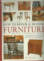 How To Repair And Restore Furniture