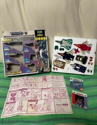 Takara Transformers Sky Garry C-360 Vintage Toy Very Rare Car Collection