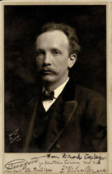 Richard Strauss - Autographed Signed Photograph 04/27/1904