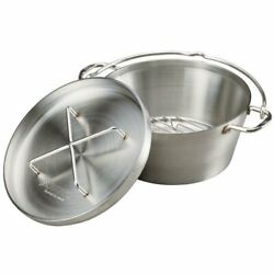 Soto St-910 Stainless Dutch Oven 10 In With Tracking From Japan F/s