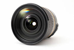 Tamron 24-70mm F/2.8 Sp Di Vc Usd Lens For Canon Excellent++ 775774a
