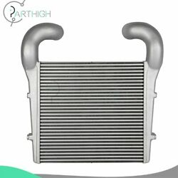New Aluminum Charge Air Cooler For 01-05 Volvo Wx Autocar Standard Connection