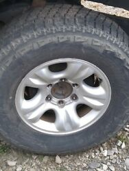 2001toyota 4 Runner Wheels And Tires Set