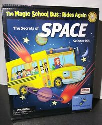 The Magic School Bus Rides Again The Secrets Of Space Science Kit Ages 5 And Up