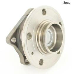 For Volvo Xc90 Rear Left Set Of 2 Axle Bearing And Hub Assembly Skf Br930517