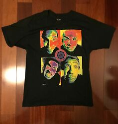 Red Hot Chilli Peppers Rare Vintage Retro Tour T-shirt 1993 Giant Xl