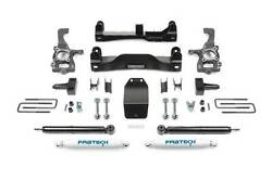 Fabtech 2014 For Ford For F150 4wd 4in Basic System W/rear Perf. Shocks K2209