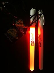 Disney Star Wars Weekends 2014 Galactic Dine In Light Up Wand Wands Saber New