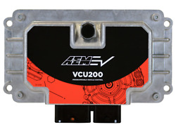 Aem Ev Vcu200 Programmable Vehicle Control Unit 80-pin Connector 4 Can Single-mo