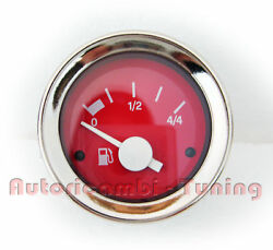 Tool Red Level Fuel Petrol Fiat 500 126 Old 52mm