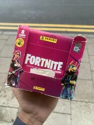 Fortnite Trading Cards Full Case 36 Sealed Packets Panini Epic Games