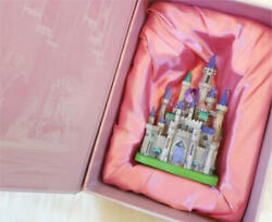 Disney Store Limited Castle Collection Sleeping Beauty Ornament Castle