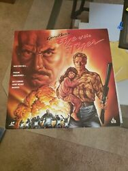 Eye Of The Tiger 1986, Extended Play, Laserdisc