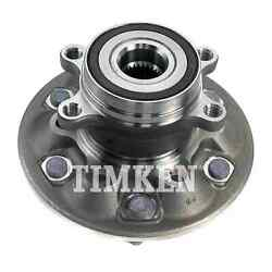 For Chevrolet Colorado Gmc Canyon Front Wheel Bearing And Hub Assembly Timken