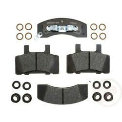 Mgd370mh Raybestos New 2-wheel Set Front For Chevy Suburban Express Van Ram 2500