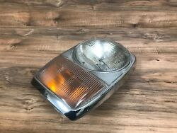 Mercedes Benz Oem W114 W115 240d Front Left Or Right Headlight Headlamp 1975