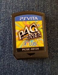 Persona 4 Golden Sony Playstation Vita 2012 Cartridge Only