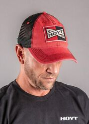 @new@ 2021 Hoyt Archery Payload Cap/hat By Legacy Dashboard Trucker