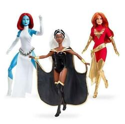 Barbie Marvel 80th Anniversary Collector's Doll 3-body Set
