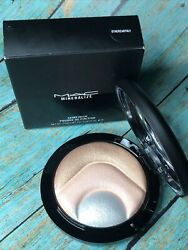 Mac Mineralize Skinfinish Otherearthly Nib 0.28 Oz Rare Bronzer Highlighter
